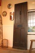 イギリス、アンティーク木製ドア