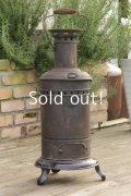 啓正式特許品製作所製造 家庭用木炭暖炉 薪ストーブ