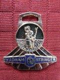 セント クリストファー【St,christopher】 「Wadham Stringer」 Vintage key ring