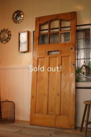 画像3: イギリス、アンティーク木製ドア