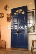 イギリス、アンティーク木製ドア、ペイントドア
