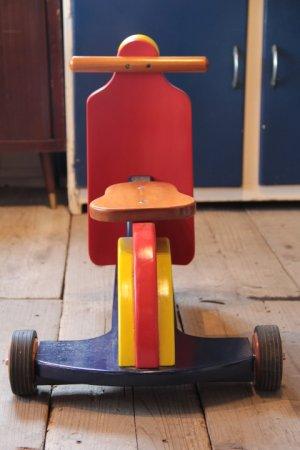 画像2: バーンナップス オリジナル キッズバイク (RED×BLUE×YELLO)
