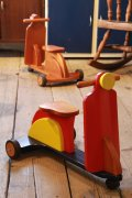 バーンナップス オリジナル キッズバイク (RED×BLUE×YELLO)
