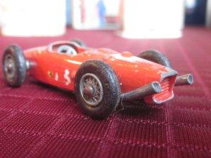 画像4: ビンテージ レズニーNo73,フェラーリレーシングカー,マッチBOX