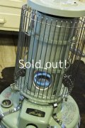 Aladdin Blue Flame Heater,アラジン BF3902 グリーン 2006年製 日本AIC株式会社