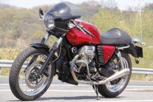 画像1: モトグッチ V7 カフェクラシック Moto Guzzi V7CAFE CLASSIC