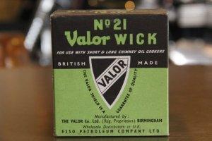 画像3: Valor  Wick No21 バーラー系 クッカー 替え芯,ビンテージヒーターウィック