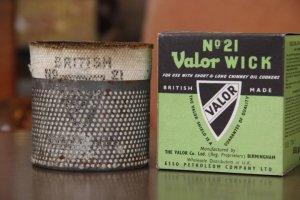 画像1: Valor  Wick No21 バーラー系 クッカー 替え芯,ビンテージヒーターウィック