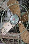 MITUBISHI,三菱レトロ扇風機,ビンテージ扇風機 4枚羽