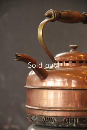画像2: イギリス アンティークケトル 銅