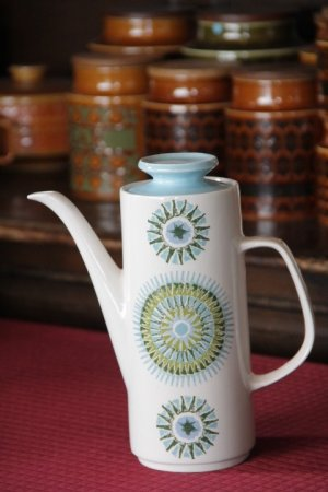 画像5: J&G Meakin:(J&Gミーキン)「Aztec」アズテック コーヒー/ティーポット