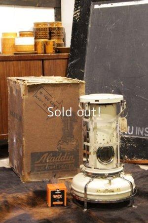 画像1: Aladdin Blue Flame Heater,アラジンSeries15(前期型),H42203 元箱、リフティングツール、ウイッククリーナー付き
