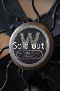 Westinghouse 1920年代頃 ウエスティングハウス ビンテージ扇風機