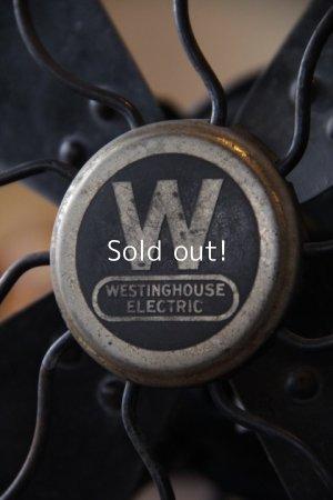 画像1: Westinghouse 1920年代頃 ウエスティングハウス ビンテージ扇風機